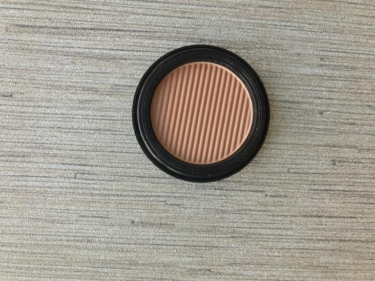 IMAN Cosmetics Blush: Sunlit Copper