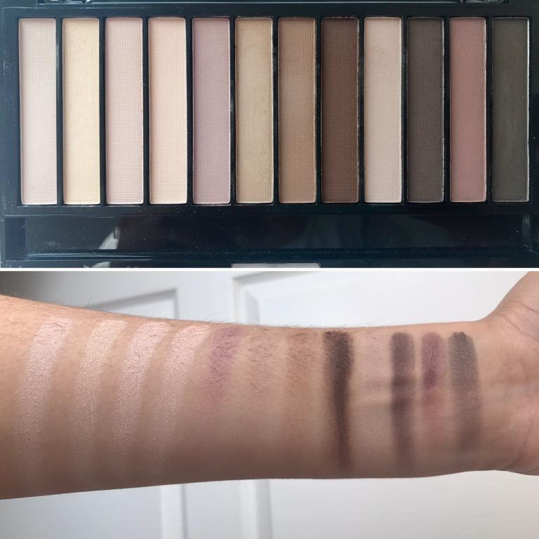 Makeup Revolution Matte 2 Eyeshadow Palette