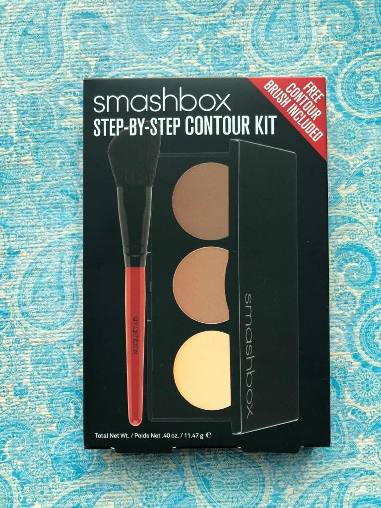Smashbox Step by Step Contour Kit (Light Medium)