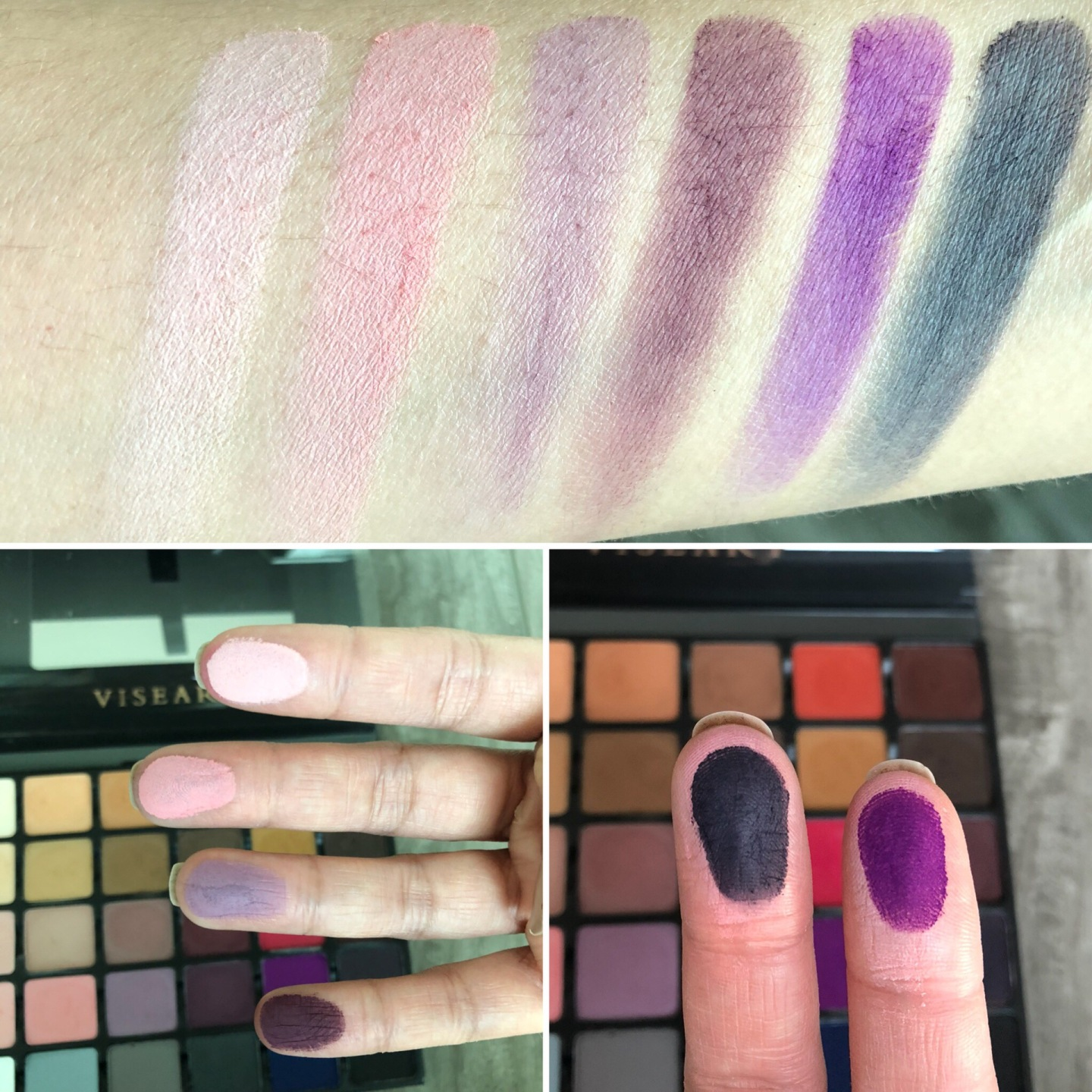Viseart Grande Pro Volume 1 swatch
